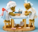 Cherished Teddies CT1103 2011 CLUB MOF Girls Figurine