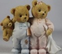 Cherished Teddies CT1402 Shelia & John Time With You Is Comfy 2014 Club