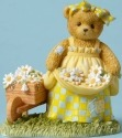 Cherished Teddies CT1602X MOF Picking Daisies Figurine