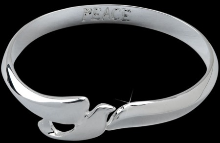Circle of Love 4022627 Peace Bracelet