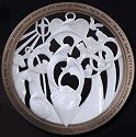 Circle of Love 4010875 Nativity Circle Plaque