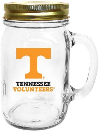 Collegiate Gifts 85801 Set of 6 Tennessee Volunteers All American Mugs