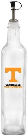Collegiate Gifts 86801 Set of 2 Tennessee Volunteers All American Oil Bottles