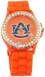 Collegiate Gifts WATALAU Auburn Tigers Watch