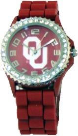 Collegiate Gifts WATOKOU Oklahoma Sooners Watch