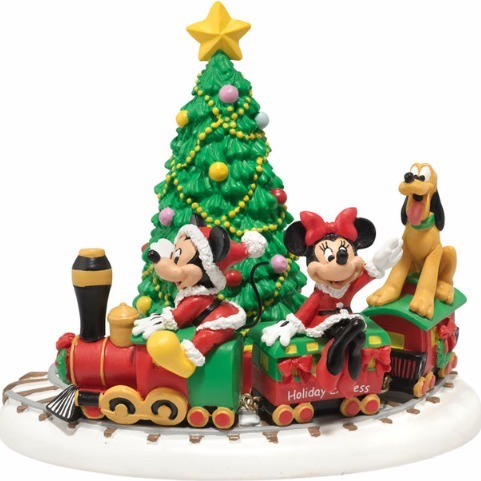 Disney by Department 56 4020326 Mickeys Holiday Express
