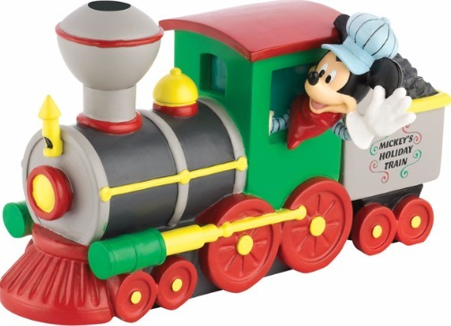 Disney by Department 56 4032204 Mickey's Holiday Train