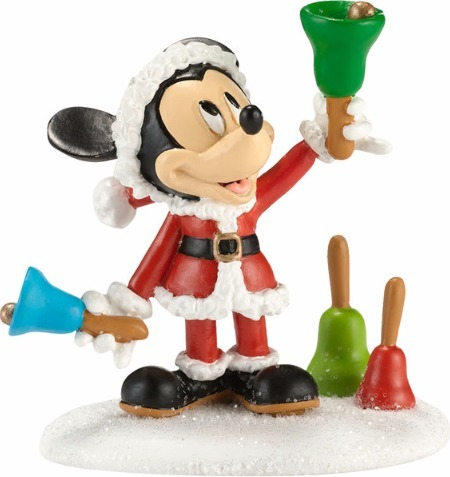 Disney by Department 56 4032206 Ringing In The Holidays