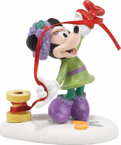 Disney by Department 56 4038633 Minnie's Finishing Touch