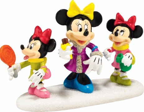 Disney by Department 56 4047187 Minnie's Treats F Sweets