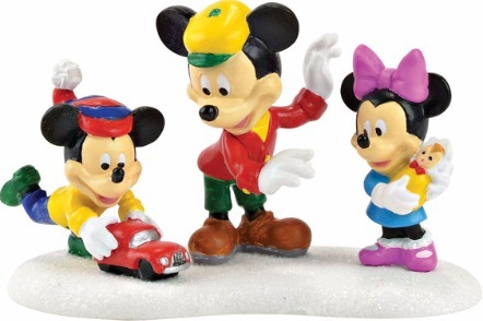 Disney by Department 56 4049831 Mickey's Toys