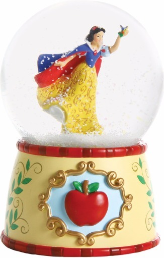 Disney by Department 56 4051703 Snow White Water Globe