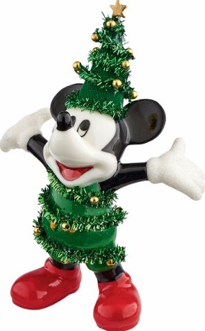 Disney by Department 56 4051783 Spruce Up For Xmas Mbd