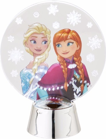 Disney by Department 56 4051791 Anna and Elsa Holidazzler