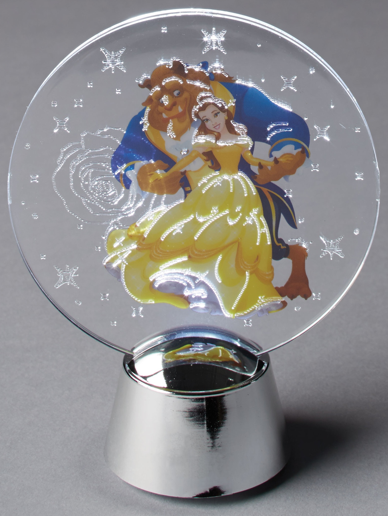 Disney by Department 56 4058015N Beauty & The Beast