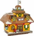 Disney Villages by Department 56 4032203 Mickey's Train station