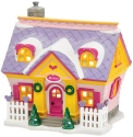 Disney Villages by Department 56 4038631 Minnie's House