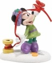 Disney Villages by Department 56 4038633 Minnie's Finishing Touch