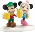 Disney by Department 56 4038635 Mickey & Minnie's Date