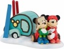 Disney by Department 56 4043307 Mickey & Minnie Go Camping
