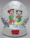 Disney by Department 56 6000331N Mickey and Minnie Waterdazzler