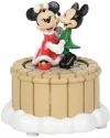 Disney Villages by Department 56 6003310 Mickey And Minnie's Dance