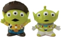Disney by Department 56 6008689 Toy Story Aliens Salt and Pepper Shakers