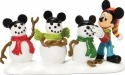 Disney Villages by Department 56 811289 The 3 Mouseketeers