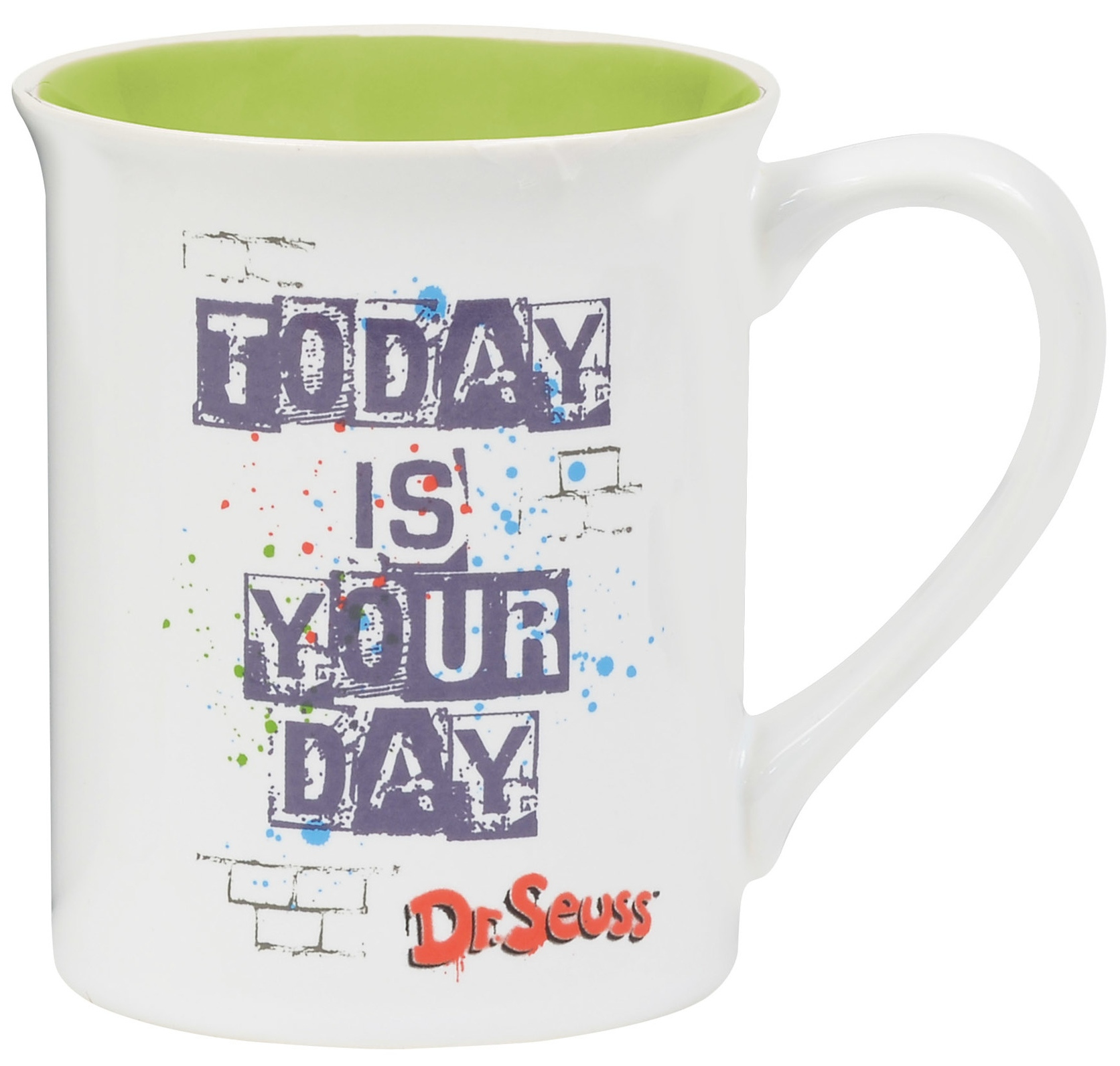 Dr Seuss by Department 56 6002604 Today Is Your Day Mug