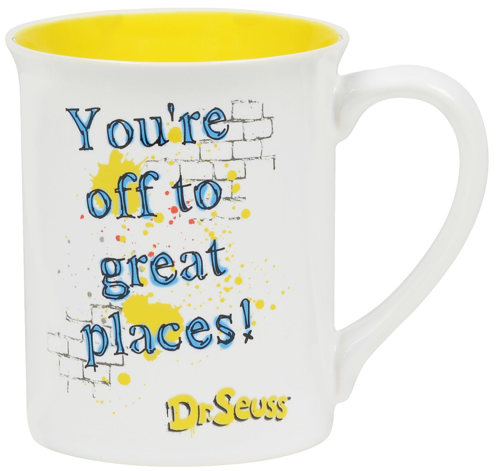 Dr. Seuss by Department 56 6002606 You're Off Mug   $12.99