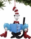 Dr Seuss by Department 56 4052043 Cat With Book
