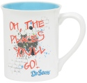 Dr Seuss by Department 56 6002603 Oh the Places Mug
