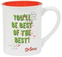 Dr Seuss by Department 56 6002605 You'll Be The Best Mug