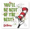 Dr Seuss by Department 56 6002613 You'll Be The Best magnet