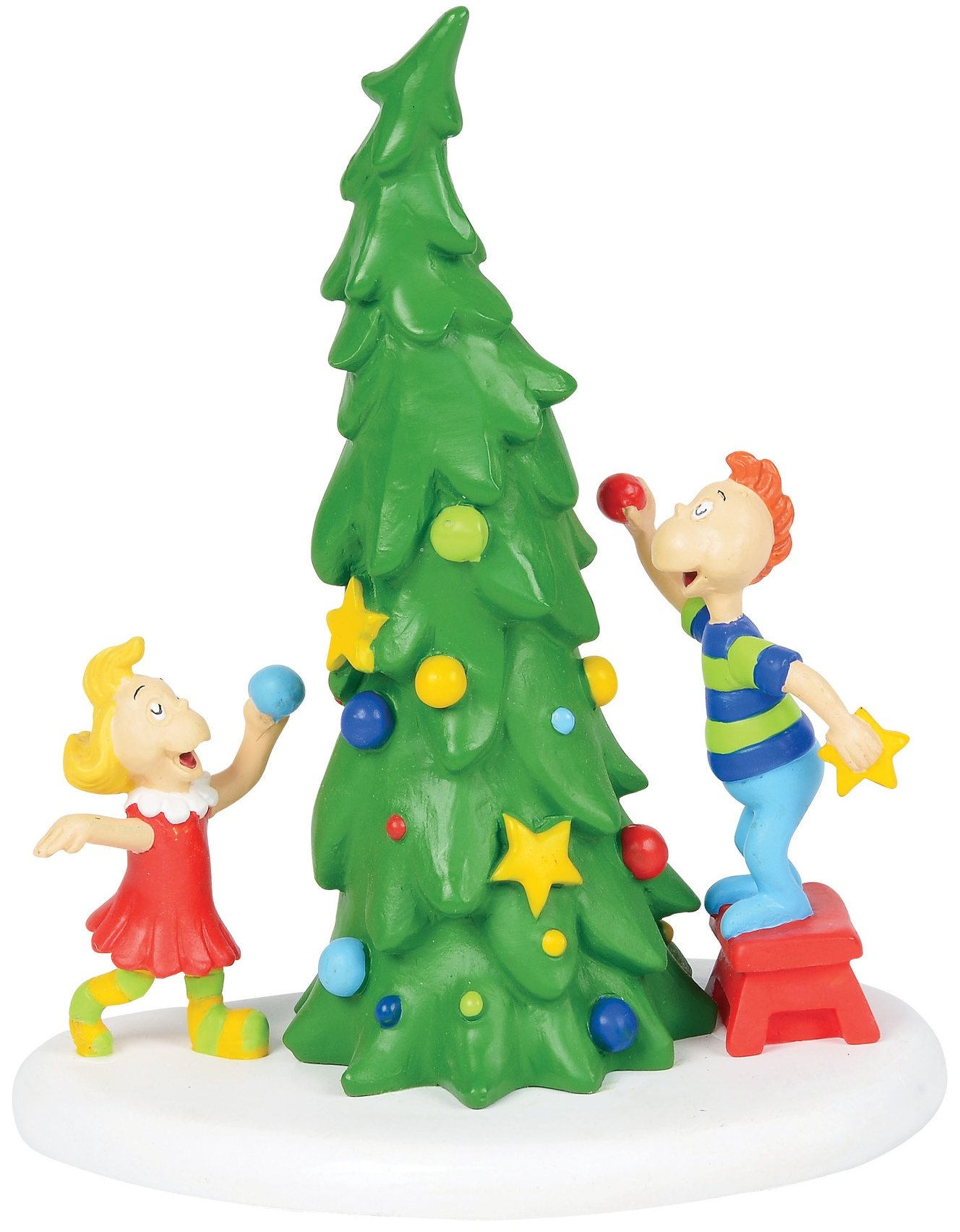 Grinch Villages by Department 56 4059423N Who-Ville Christmas Tree