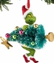 Grinch by Department 56 4044988 Grinch Stealing Tree Ornament