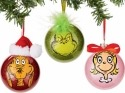 Grinch by Department 56 4045080 Gang Selfie Ornament 3Asst