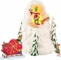 Grinch Villages by Department 56 4059501 Grinch Mt. Crumpit Holiday Set