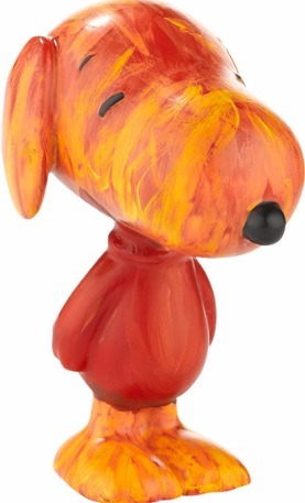 Peanuts by Department 56 4030868 Chili Dog Figure