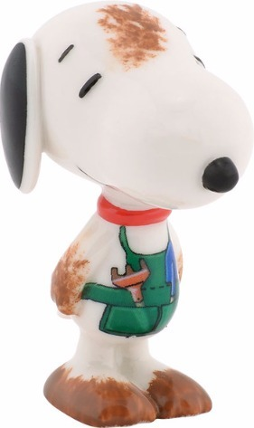 Peanuts by Department 56 4037415 Dirty Dog