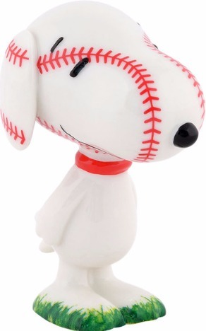 Peanuts by Department 56 4039753 Grand Slam Beagle