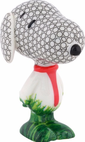 Peanuts by Department 56 4039754 Hole In One Hound