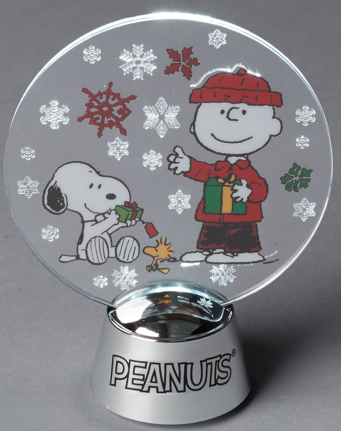Peanuts by Department 56 6000346 Peanuts Gift Exchange Holidazzler