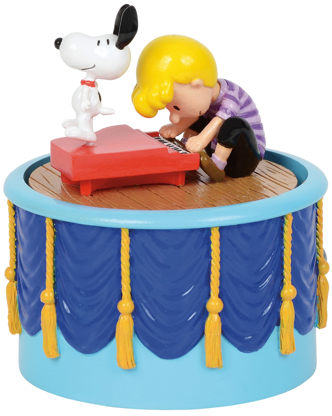 Peanut Villages by Department 56 6003313 Snoopy Dancing