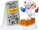 Peanut Villages by Department 56 4026958 Snoopy's Xmas Pawpet Sho