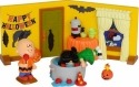 Peanuts by Department 56 4032912 Halloween Party Set of 4