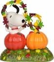 Peanuts by Department 56 4037418 Happy Harvest Figurine