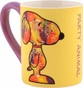 Peanuts by Department 56 4040294 Party Animal Mug