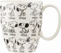 Peanuts by Department 56 4044901 Anniversary Snoopy Mug