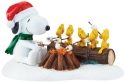 Peanuts Villages by Department 56 4047194 Campfire Buddies